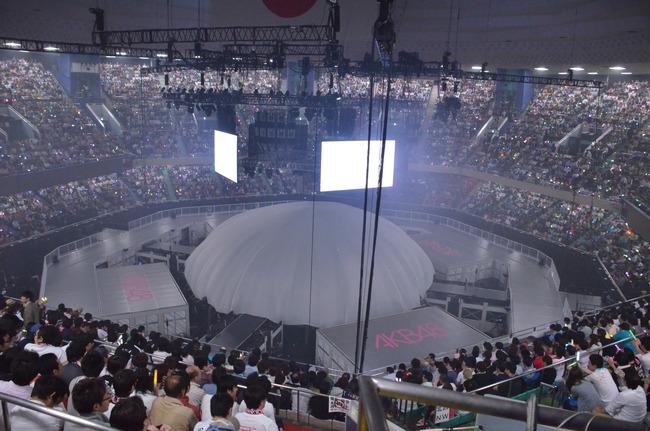 AKB48 4/27日本武道館単独公演セットリスト