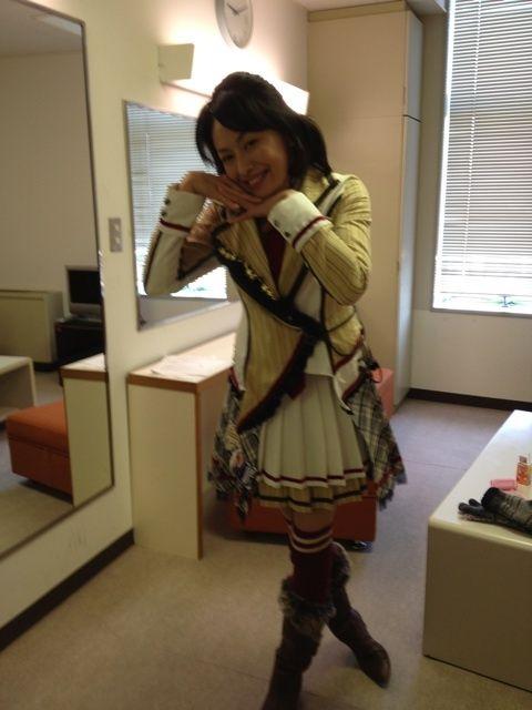 田中美奈子がSKE48のメンバーに