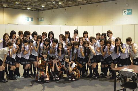 もしもSKE48と乃木坂46が共演する番組があったら