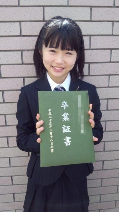HKT48 僕らの秋吉優花ちゃん 小学校を卒業!