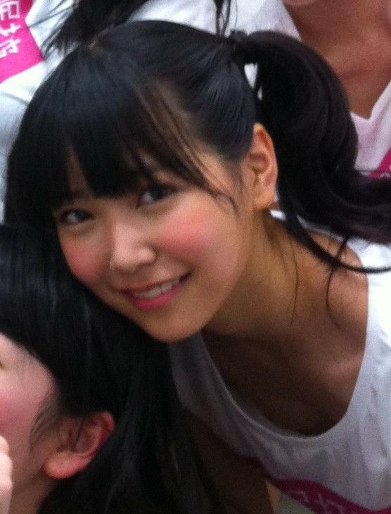 【画像あり】  14歳中学生 NMB48メンバーの乳首が映り込む事故YouTube動画>1本 ->画像>122枚