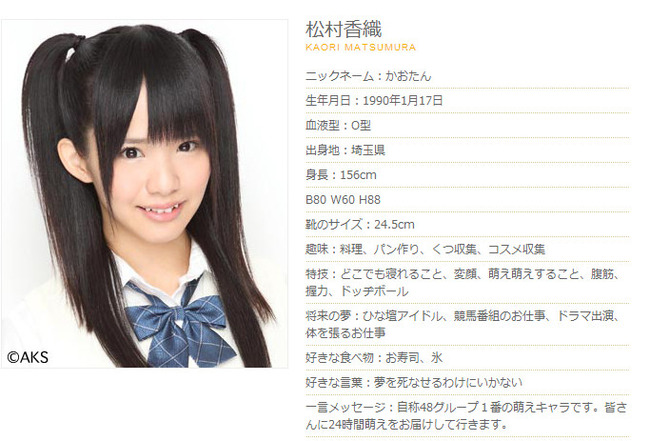 【SKE48】一日一人について真面目に討論 28日目 松村香織