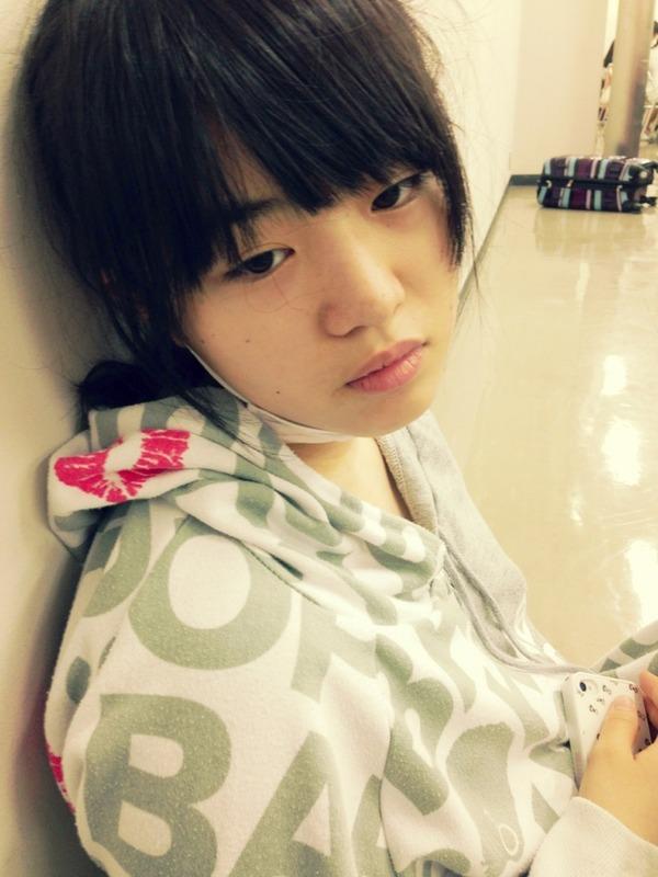 SKE48菅なんなんの表情がえっろ杉