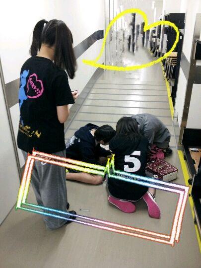 SKE48 チョコ会にどうしても入りたい岩永亞美がカワイイ