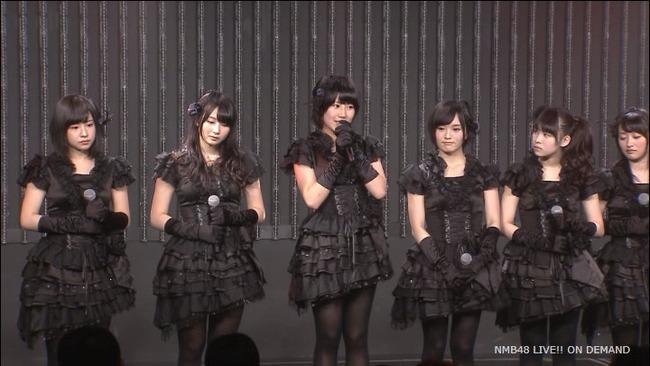 NMB48篠原栞那が卒業