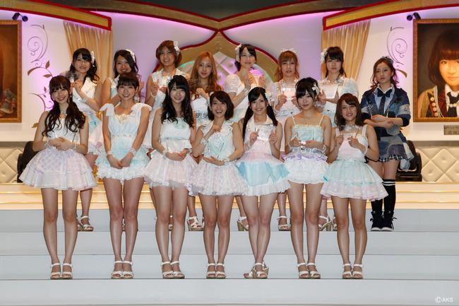AKB48 昨年の選抜総選挙を久々に見るぞww