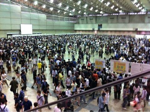 AKB48G 握手会で並んでいるときにありがちなこと