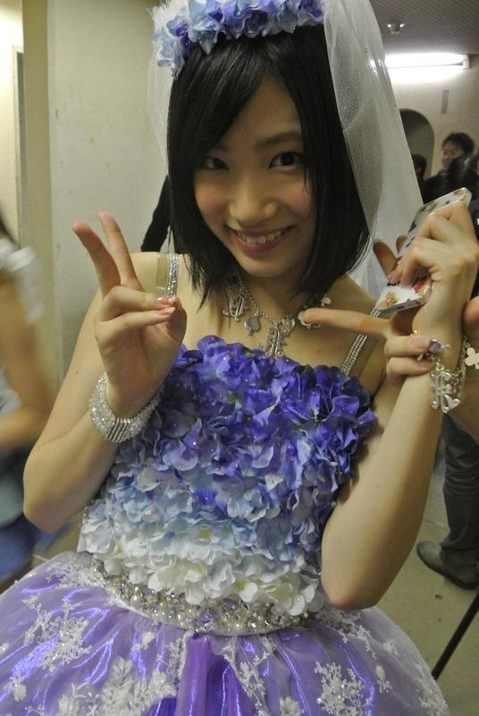 今日、矢神久美がSKE48を卒業するわけだが何か言い残したことはないか?