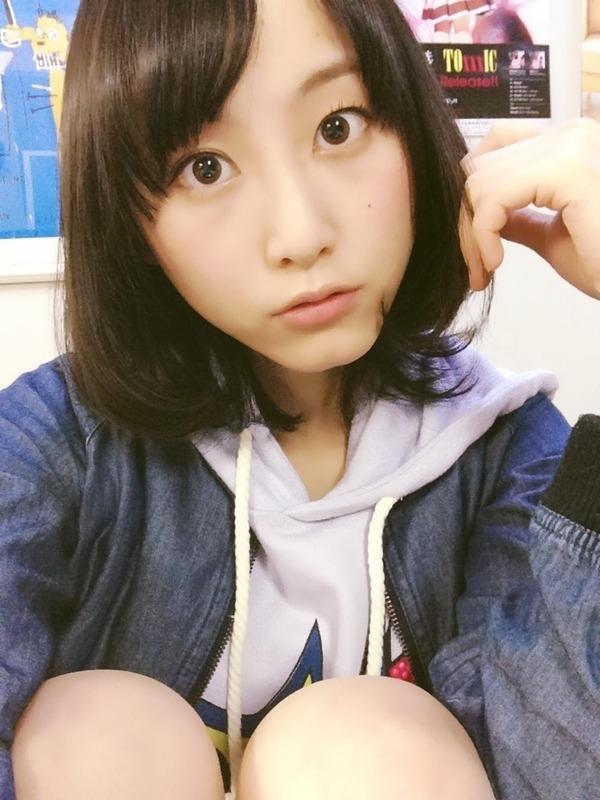 【朗報】SKE48松井玲奈ちゃんが新しいヘアースタイルに!