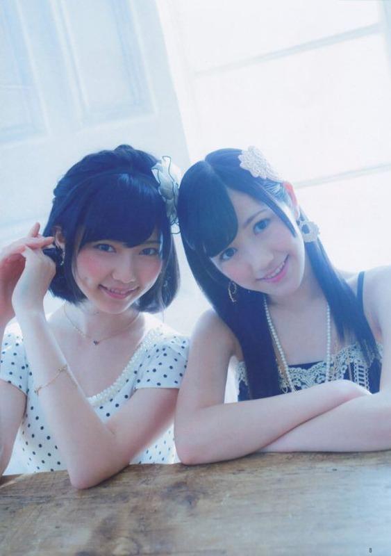 AKB48 渡辺麻友(徳川家康)vs島崎遥香(石田三成)