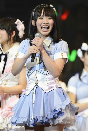 SKE48松村香織、夕刊フジで「旬アイドル」認定キタァァァ