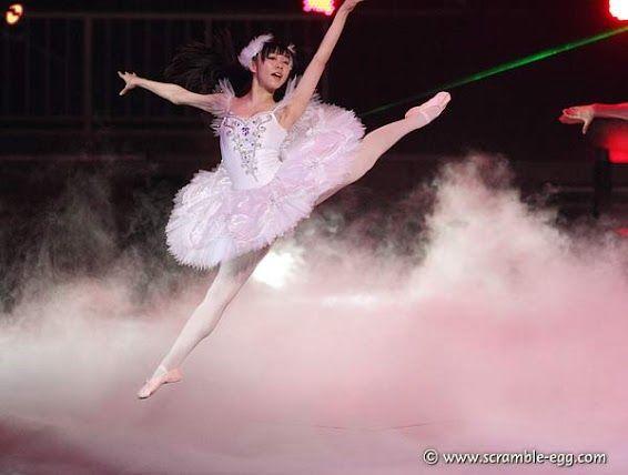 SKE48武道館で披露した須田亜香里の孤独なバレリーナが綺麗すぎる