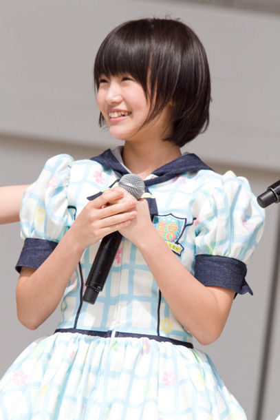 HKT48 朝長美桜ちゃんが可愛すぎて叫びたくなる