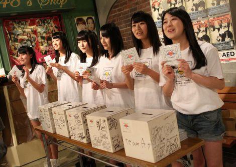 AKB48G 3.11被災地訪問まとめ
