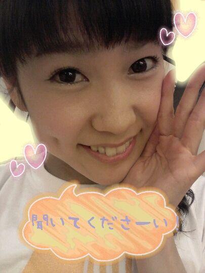 SKE48佐藤実絵子「CBCラジオさんで、4月から、佐藤実絵子のコーナーをやらせていただけることになりました!」