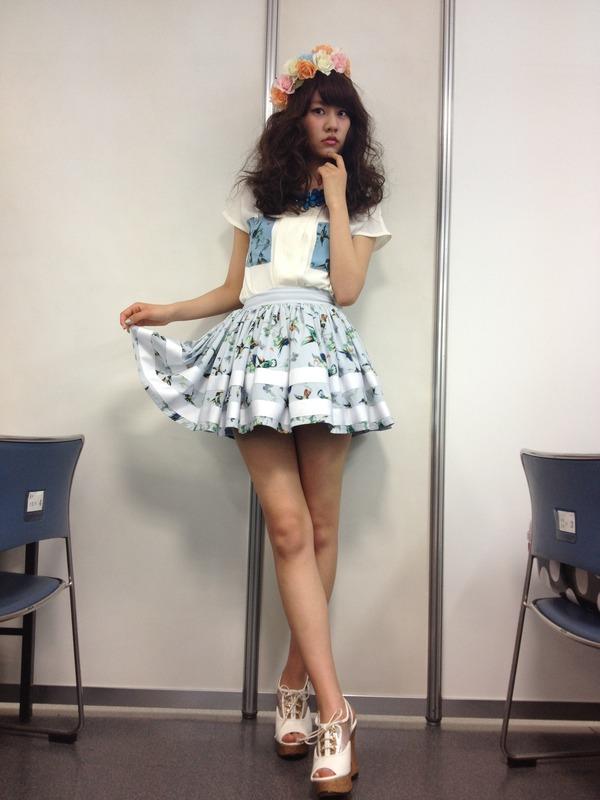 AKB48阿部マリアちゃんモデルデビューきたあああああああ