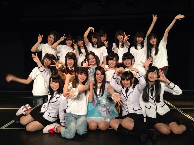 SKE48荻野利沙「 SKE48の活動を再開させていただけることになりました」