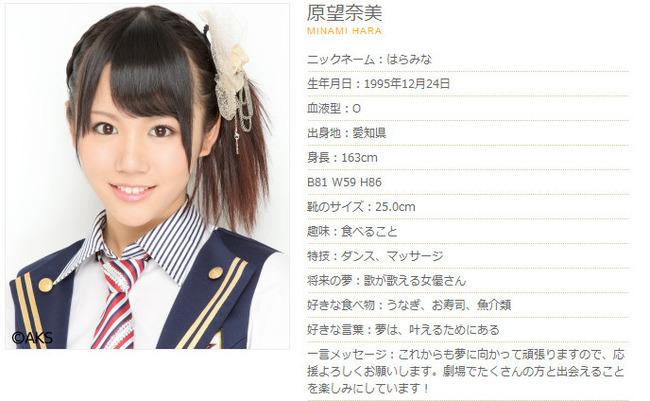 【SKE48】一日一人について真面目に討論 35日目 原望奈美