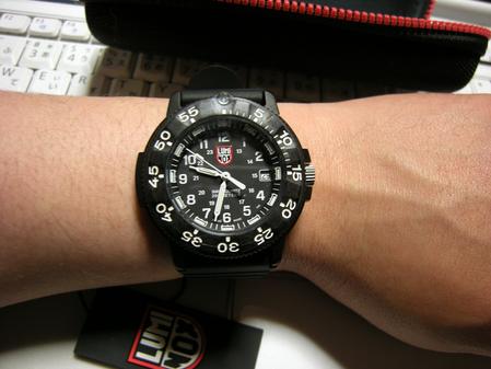 LUMINOX(ルミノックス)3001腕時計画像写真