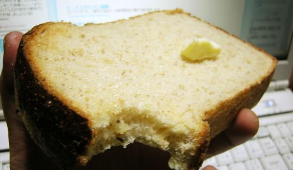 マリアンヌさんの胚芽・全粒粉食パン