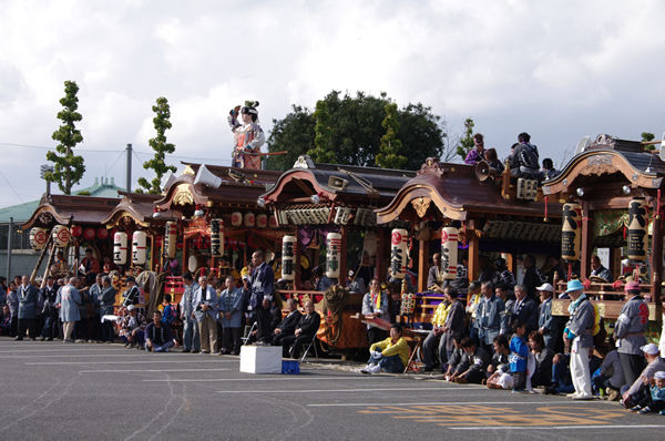 八街大祭2011の写真ではなくて2010