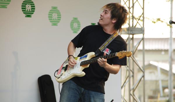 小川アツヤさん うるふギター その1