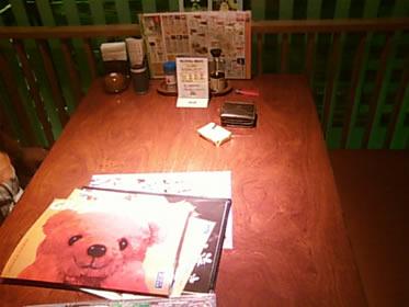 つぼ八 八街店のテーブル