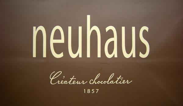 neuhaus(ノイハウス)チョコレート