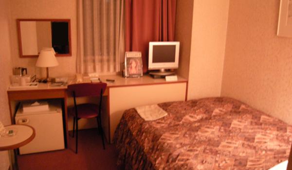 サングランドホテル船橋のシングル部屋