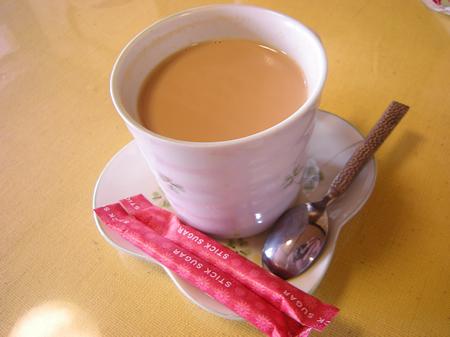 チャイ(chai)