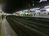 千葉駅ホーム