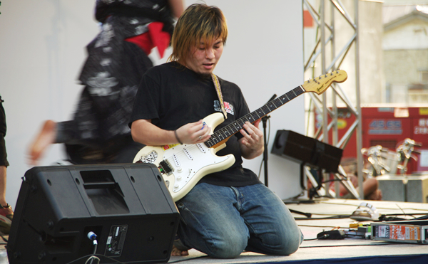 小川アツヤさん うるふギター その2