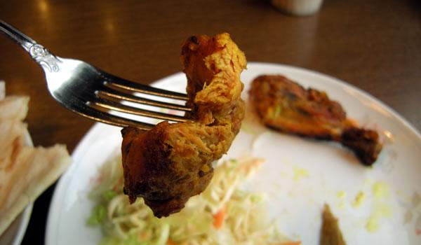 インド料理店 ナンんさのタンドル