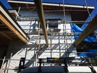 松山市 住宅 大きな窓 (1)