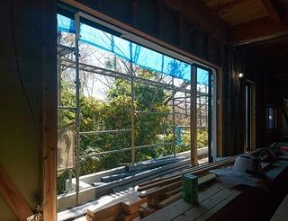 松山市 住宅 大きな窓 (2)
