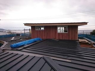 松山市 住宅 屋根 (1)