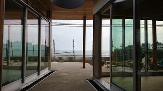 愛媛県 松山市 設計 事務所 海の家 (1)