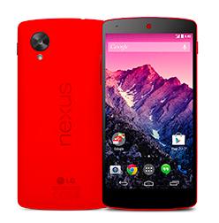 nexus5赤