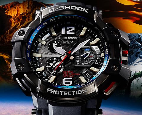 G-SHOCK スカイコックピット GPW-1000