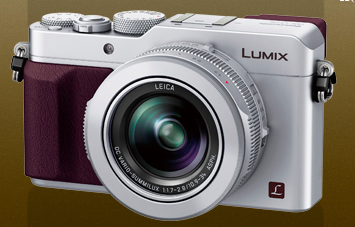 LUMIX DMC-LX100シルバー