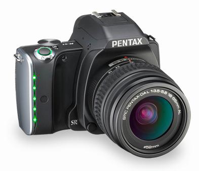 PENTAX K-S1正面