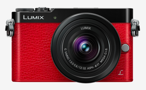 「LUMIX GM5」赤