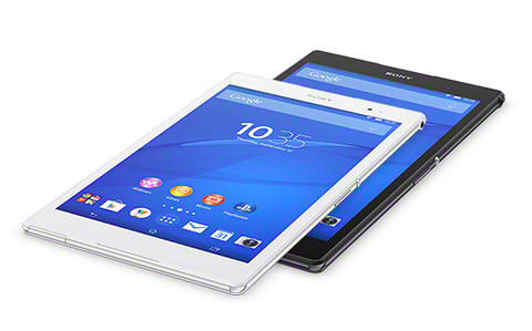 「xperia z3 tablet compact」