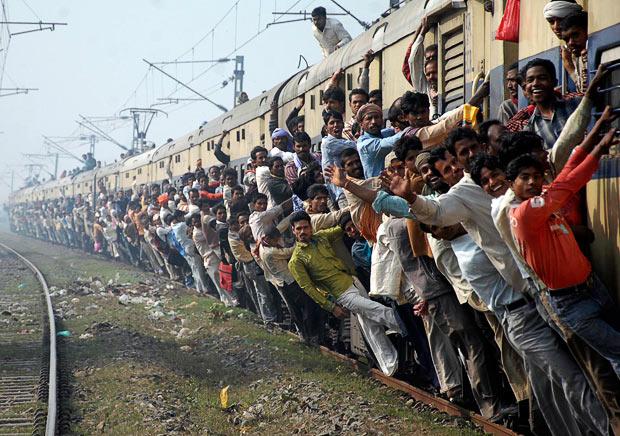 【インド】人身売買で列車に乗せられた26人の少女が、乗客のツイートで救出される ->画像>23枚