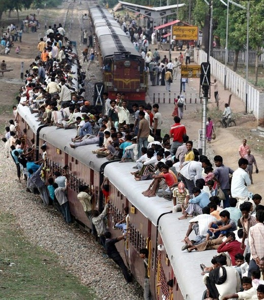 train india 6