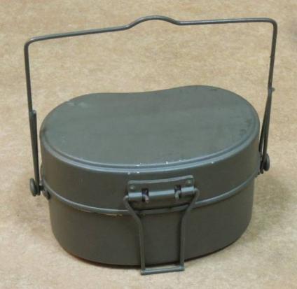 陸上自衛隊 飯盒 はんごう2型
