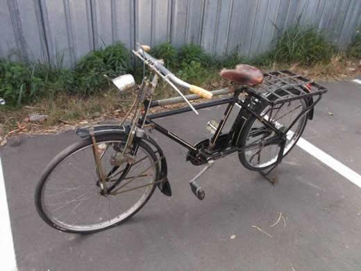 ☆アンテイ−ク レトロな自転車 ROTAL CYCLE☆