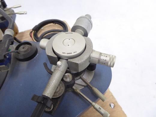 ジャンク MICRO SX-8000 レコード ターンテーブル 直N1739692
