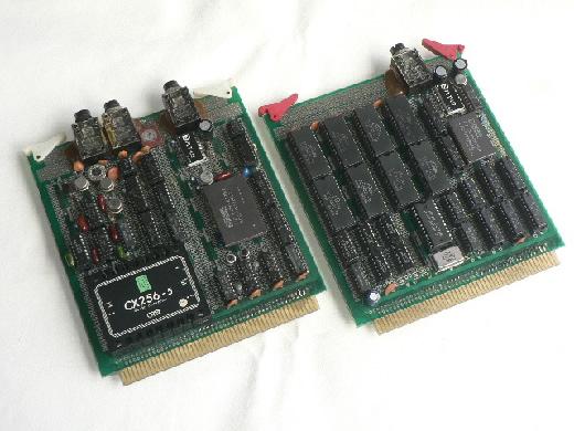 ■ Orange-98 ■ YMO レコーディング・サンプラー ■ PC9801拡張ボード仕様 ■