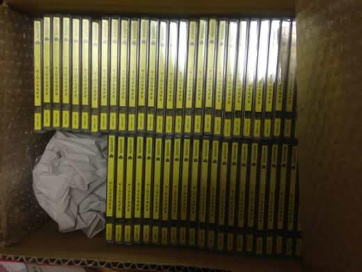AKB48さよならクロール劇場盤CD100枚まとめ売り 投票券抜き